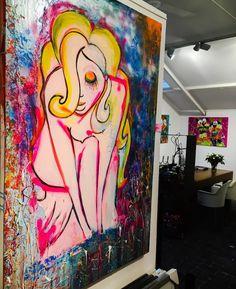 #OOTMARSUM #galerie #Lambert  @dekunstvananique  DKVA@ galerie Lambert #kunst #kunstkijken #kunstwerk