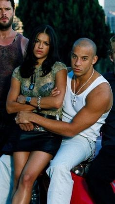 The Furious, Fast And Furious, Dom And Letty, Old School Pictures, Good Old Times, Michelle Rodriguez, Teenage Dream, Funny Relatable Memes, Thalia