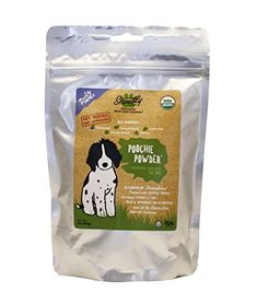 Poochie Powder  Organic Dog SupplementDaily Vitamin  Heathy Treat Premium Raw FreezeDried Whole Food Ingredients Essential Vitamins  Minerals Dogs Love the Taste  UP TO A 5 MONTH SUPPLY ** Click for Special Deals #foodfordogs