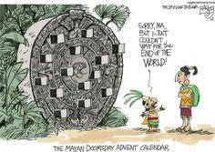 Cartoon by Pat Bagley -