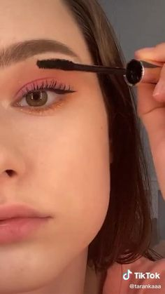 Makeup Eye Looks, Natural Makeup Looks, Cute Makeup, Pretty Makeup, Natural Makeup For Brown Eyes, Glamour Makeup, Beauty Makeup, Hair Beauty, Gold Makeup
