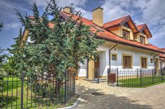 Piękne domy Home Fashion, Mansions, House Styles, Home Decor, Decoration Home, Manor Houses, Room Decor, Villas, Mansion