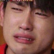 K Meme, Funny Kpop Memes, Got7, Crying, Language, Speech And Language, Language Arts