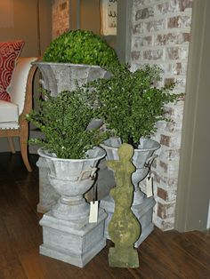 Get A Jumpstart With These Fantastic Planters Available Now At Carolina  Furniture And Interiors.