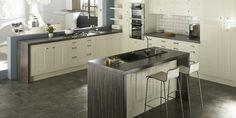Omega Mackintosh Kitchens available at londonkitchenshop.com