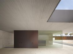 Museum extension by Nieto Sobejano on Gran Canaria, a monument to light of white concrete and corten steel