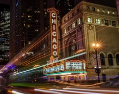 The Chicago Theatre is Chicago's Comeback Kid. Read all about this historic and majestic part of Chicago's past, present, and future!