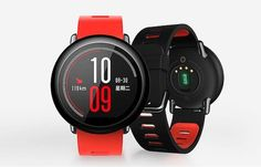 Xiaomi Amazfit Smartwatch And Fitness Tracker Unveiled For $120 designed to be a rugged wearable device and is fitted with a ceramic, scratch and water-resistant IP67 certified casing that supports standard 22 mm watch straps.