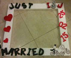 Marco para boda