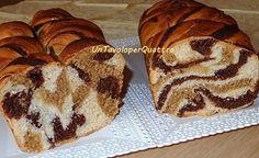 Pan brioche variegato