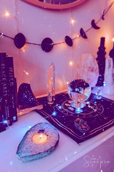 hippy room 477311260510551539 - Source by Witch Aesthetic, Aesthetic Room Decor, Witch Room, Hippy Room, Crystal Aesthetic, White Trim, Black White, Dream Rooms, My New Room