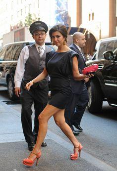 Kourtney Kardashian little black dress #fasionista