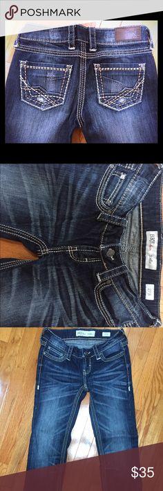 Buckle BKE Stella Jeans Buckle Stella cut jeans, 27R like new condition BKE Jeans Straight Leg