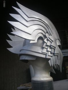 Thor Helmet by pagawanaman on DeviantArt