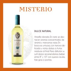 Misterio - Dulce Natural
