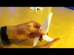 How to make an origami Y-wing - YouTube