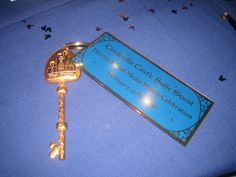 cinderellas castle suite key! this is amazing