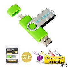8GB/16GB/32GB/64GB Flash Drive de USB OTG (On the... #usb