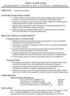 functional resume sample 2 - Sample Of Resume Format