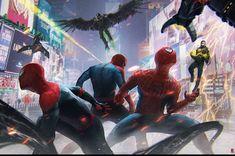 New Spiderman Movie, Spiderman Art, Amazing Spiderman, Teen Wolf, Marvel Comics, Marvel Heroes, Rennaissance Art, Spectacular Spider Man, Man Movies