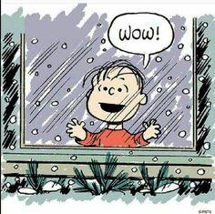 Linus and Snow Peanuts Cartoon, Peanuts Snoopy, Peanuts Characters, Cartoon Characters, Snoopy Und Woodstock, Garfield, Peanuts Christmas, Xmas, Christmas Time