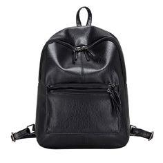 $9.51 (Buy here: https://alitems.com/g/1e8d114494ebda23ff8b16525dc3e8/?i=5&ulp=https%3A%2F%2Fwww.aliexpress.com%2Fitem%2F2017-Fashion-College-Style-Backpack-Korean-Women-Backpacks-Student-Schoolbag-Soft-PU-Leather-Women-Bag-Leisure%2F32786028561.html ) 2017 Fashion College Style Backpack Korean Women Backpacks Student Schoolbag Soft PU Leather Women Bag Leisure Travel Bag for just $9.51