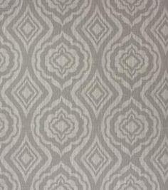 Home Decor Print Fabric Richloom- Socha Silver