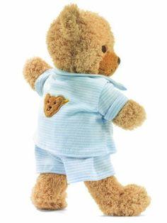 シュタイフ 赤ちゃん向けテディベア SleepWellbear ブルー シュタイフ, http://www.amazon.co.jp/dp/B002ZRQ69K/ref=cm_sw_r_pi_dp_6rMbrb174HT6A