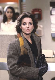 Ginny Webber (Judith Chapman) came to Port Charles in 1984 as part of D.L. Brock's plan to ruin Rick Webber; she later became a suspect in D.L.'s death. #GH #GH50