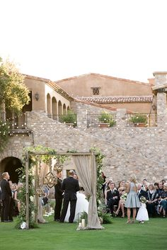 Fall Silverleaf Club wedding in Scottsdale with sophisticated succulent floral design.