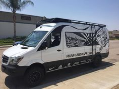Aluminess roof racks are available in two styles (double loop & touring) with slat or perforated flooring for Mercedes Sprinter. Now at Agile Off Road Sprinter Camper, Benz Sprinter, Mercedes Sprinter, Ambulance, Best Campervan, Campervan Ideas, Mercedes Bus, Camper Van Life, Sprinter Van Conversion