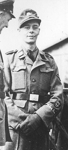 British SS-Volunteer