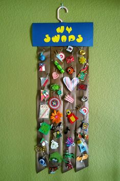 Ribbon SWAP Display