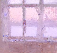 BATO! I FEEL CHILLY JUST LOOKING AT THIS PAINTING!  winter dawn ~ oil ~ by bato dugarzhapov
