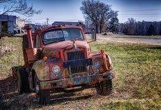 Mack Truck at The Truck Graveyard | Flickr - Photo Sharing!
