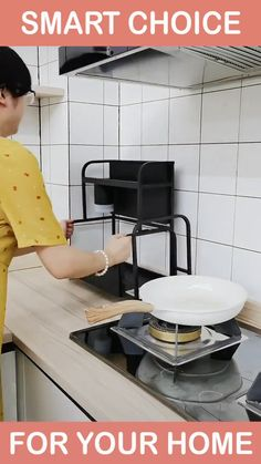 Cool Gadgets To Buy, Cool Kitchen Gadgets, Home Gadgets, Log Decor, New Technology Gadgets, Home Tech, Home Organization Hacks, Home Room Design, Cool Inventions