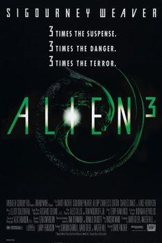 Just finished watching Alien 3. There are so many plot holes. One and two are definitely better. We'll see if movie four can redeem this series tomorrow!