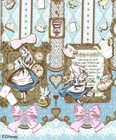 http://www.angelicpretty.com/newarrival/collabo/201409disney/index.htm Angelic Pretty x Disney Alice in Wonderland Collab