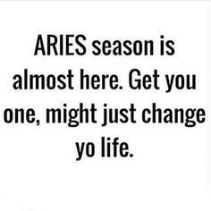 aries season