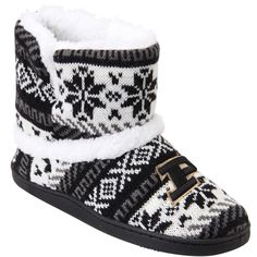 College Purdue Boilermakers Women's SnowFlake Boots