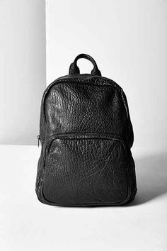 BDG Classic Leather Backpack - Urban Outfitters