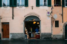 The medieval walled town of Lucca, in the heartland of Tuscany, gives the travel-lover so much to enjoy.