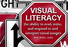 Visual Literacy the ability to read, write and understand images bette fetter