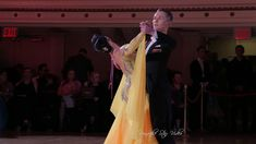 Amateur International Ballroom Championship - Slow Waltz - Final Thank you to the organizers Maria Manusova and Eugene Katsevman of New York Dance Festival for inviting Panache Star Video to cover & promote this wonderful event! Bachata Dance, Dance Choreography Videos, Dance Videos, Waltz Dance, Dance Music, Dance Wear, Wedding Dance Video, Ballroom Wedding, Ballroom Dance Dresses