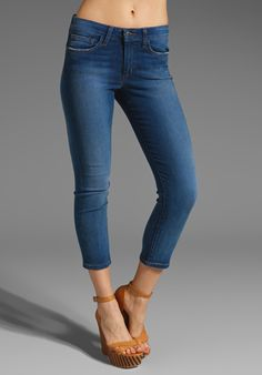 JOE'S JEANS Skinny Crop.  I want these so bad!  They just went on sale!