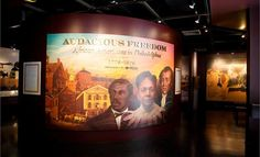 The African American Museum in Philadelphia offers a unique setting for special events and programs with ongoing exhibitions and a convenient location within historic Philadelphia's Independence Mall and Pennsylvania Convention Center areas.