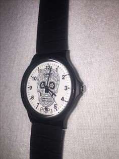 Classic watch Casio with modified deal remamed POP1