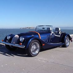 british roadster. this one looks pretty good but the one i saw was white with tan leather and was beautiful, but i really like this one too!