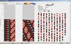 20 around bead crochet rope pattern Bead Crochet Patterns, Loom Patterns, Beading Patterns, Spiral Crochet, Bead Crochet Rope, Beaded Crochet, Loom Weaving, Peyote Stitch, Brick Stitch