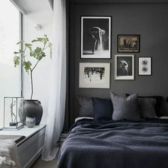 "@houzoslo: ""Friday mood - lovely bedroom details. #inspiration #personalstyle #bedroom #photosourceunknown #houzoslo"""